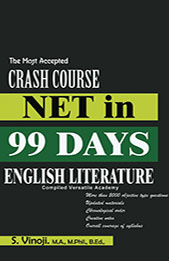 NET English Literature: Crash Course in 99 Days
