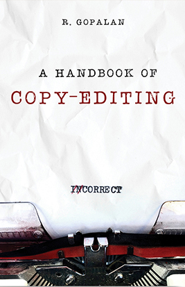 A HANDBOOK OF COPY-EDITING